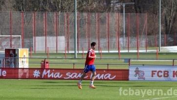 Врачи «Баварии» надеются, что в кратчайшие сроки Мартинес вернется на поле