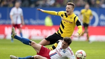«Боруссия» не смогла забить «Гамбургу»