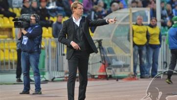 Олег Кононов: «В футболе самое главное забивать голы, в этом компоненте мы были лучше»