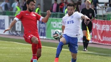 Азамат Засеев: «Начало матча было ужасным»