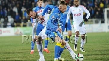 «Локомотив» с минимальным счетом обыграл «Ростов»
