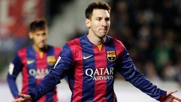 Лионель Месси вышел на первое место по количеству хет-триков за испанские клубы