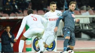 «Интер» ушел от поражения в Неаполе