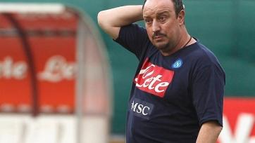 В апреле станет известно останется ли Рафаэль Бенитес в «Наполи» или нет