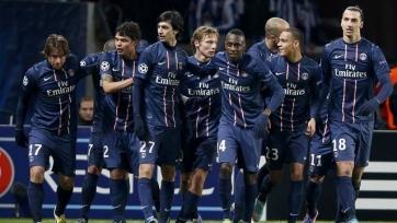 Футболисты ПСЖ станут богаче на миллион евро, если выиграют Лигу чемпионов