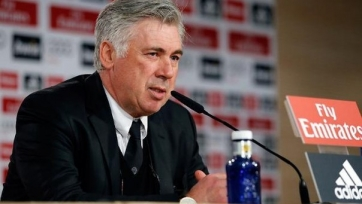 Анчелотти: «Я всецело доверяю нашему атакующему трио»