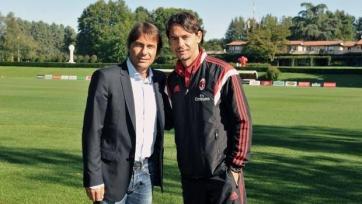 Конте: «Я могу возглавить «Милан»? Кто вам сказал такую глупость?»