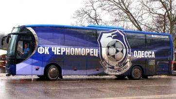 «Черноморцу» запретили проводить игры на своем стадионе