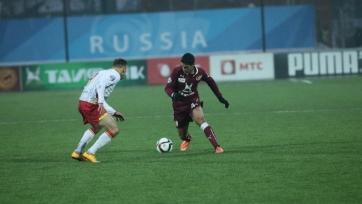 Котуньо: «Уровень чемпионата России очень высок»