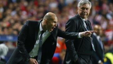 Со следующего сезона главным тренером «Реала» будет Зидан