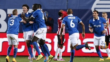 «Динамо» успешно добралось до Неаполя