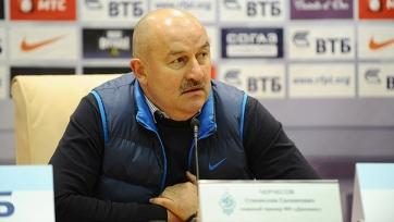Станислав Черчесов: «Живем сегодняшним днем и готовимся к игре»