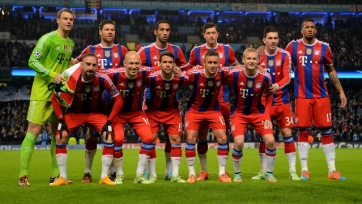 «Бавария» поставила рекорд Лиги чемпионов