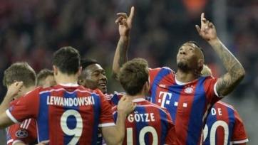 «Бавария» одержала самую крупную победу в истории плей-офф ЛЧ