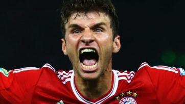 Томас Мюллер – лучший игрок «Баварии» в матче с «Шахтером»