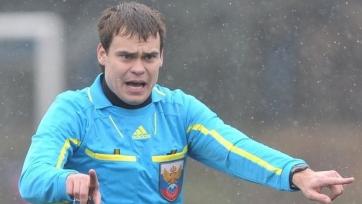 Арбитр, который должен был обслуживать матч ЦСКА – «Мордовия» угодил в лазарет