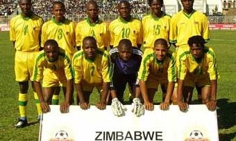 Сборная Зимбабве отстранена от участия на Чемпионате мира