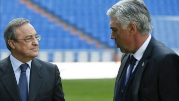 Руководство «Реала» доверяет Карло Анчелотти