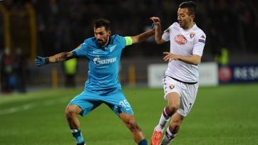 «Зенит» сделал заявку на выход в четвертьфинал Лиги Европы