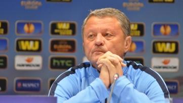 Маркевич: «В ответном матче надо сыграть лучше»