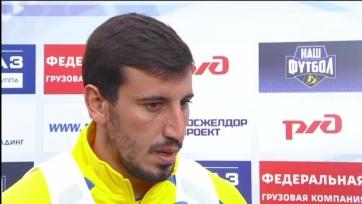 Джанаев: «Для «Ростова» сейчас каждый пункт невероятно важен»