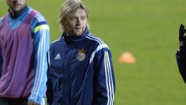 Тимощук: «В матче с Испанией мы должны дорожить мячом»
