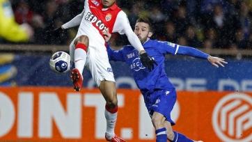 «Монако» одержал самую убедительную победу в сезоне