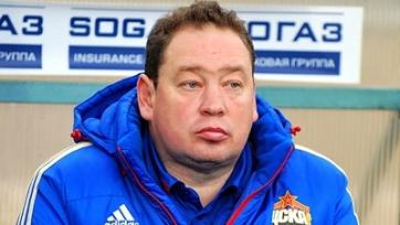 Слуцкий: «Быстрый гол и удаление предрешили исход матча»