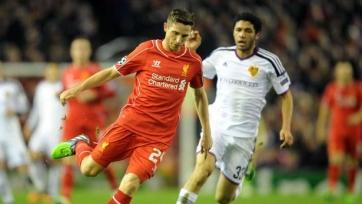 Аллен: «Я готов играть за «Ливерпуль» еще многие годы»