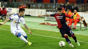«Кальяри» упустил победу в матче с «Эмполи»