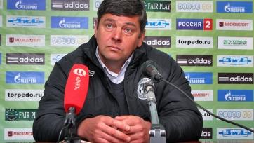 Игорь Чугайнов: «Хорошо, что Муллин с нами!»