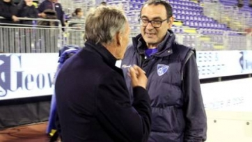 Маурицио Сарри: «Давайте не будем обращать внимание на слухи»