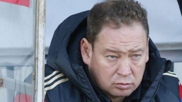 Слуцкий: «Игра с «Мордовией» ознаменовалась целым перечнем дебютов»