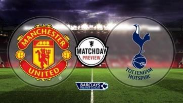 Анонс. «Манчестер Юнайтед» - «Тоттенхэм» - очередные лондонские гости, экзамен номер два
