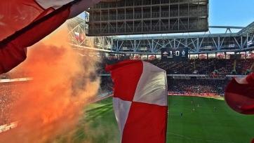«Спартак» торжествует в дерби с «Динамо»