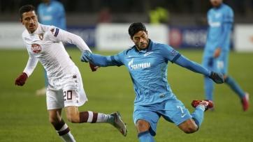 «Торино» в ответном матче против «Зенита» не сможет рассчитывать на Вивеса
