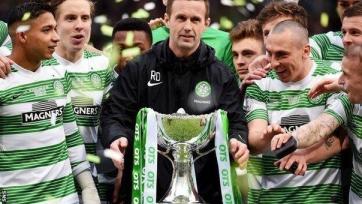 «Селтик» в пятнадцатый раз выиграл Кубок шотландской лиги