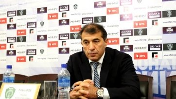 Рашид Рахимов: «Второй матч к ряду пропускаем глупо и легко»