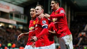 «Манчестер Юнайтед» не испытал проблем в матче против «Тоттенхэма»