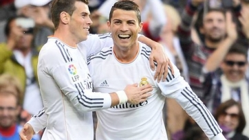 Дубль Гарета Бэйла позволил «Реалу» обыграть «Леванте»