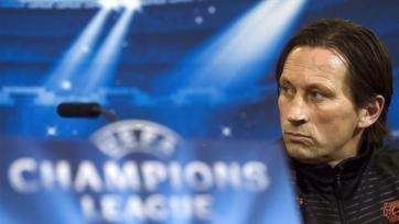 Шмидт: «Атлетико» остается фаворитом в нашей паре»