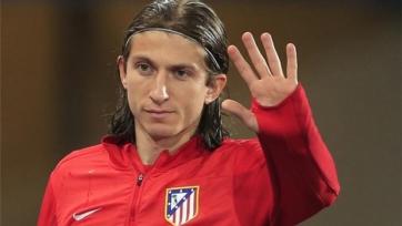 «Атлетико» собирается вернуть Филипе Луиса