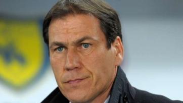 Гарсия останется, даже если «Рома» выпадет из тройки