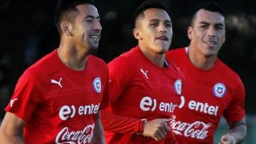 Исла считает Санчеса одним из лучших игроков мира
