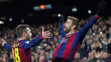 Пике: «В ответном матче с «Сити» также будем играть на победу»