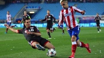 «Атлетико» выбил «Байер», оказавшись лучше в серии пенальти