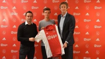 Андерсон продлил контракт с «Аяксом»