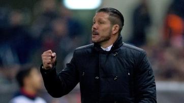 Симеоне готов продлить контракт с «Атлетико»