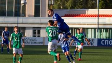 «Томь» обыграла «Сокол» и вернулась на второе место