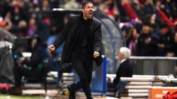 Диего Симеоне: «Мы не тренировали пенальти, их не натренируешь»